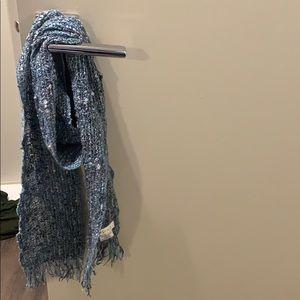 Avoca wool scarf